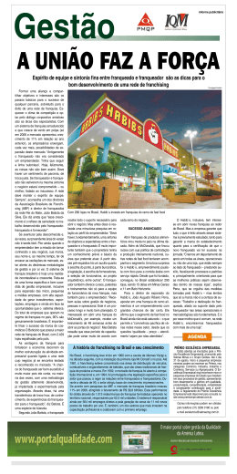 Gestão - Instituto Qualidade Minas