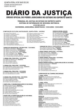 Word Pro - 18052011.lwp - Tribunal de Justiça do Espírito Santo