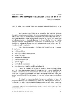 artigo em pdf - Associação Brasileira de Pesquisadores em