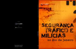 Segurança, Tráfico e Milícias no Rio de Janeiro RJ 2008