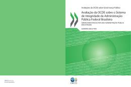 Avaliação da OCDE sobre o Sistema de Integridade da