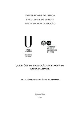 Copy of Extras - Repositório da Universidade de Lisboa