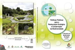 V Simpósio de Restauração Ecológica