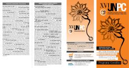 programaPatient care - SPMA - Sociedade Portuguesa Médica de