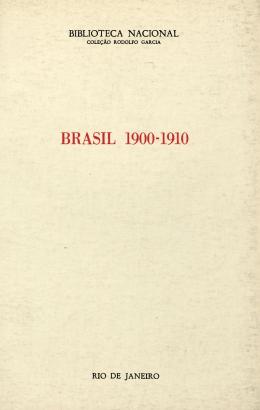 BRASIL 1900-1910 - Biblioteca Nacional