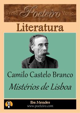 Mistérios de Lisboa - Projeto Livro Livre