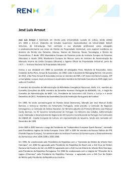 José Luís Arnaut