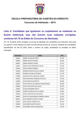 Lista 4 - EsPCEx