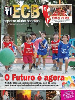 2008 - Esporte Clube Banespa