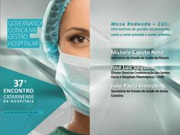 ENCONTRO Michele Caputo Neto José Luiz Spigolon João Paulo