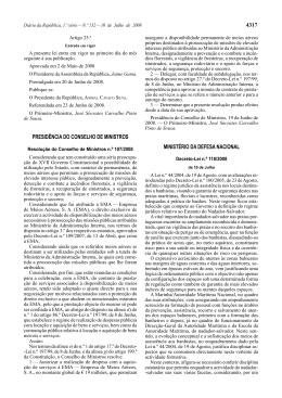 Decreto-Lei n.º 118/2008, de 10 de julho - Direcção