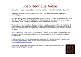 João Henrique Areias