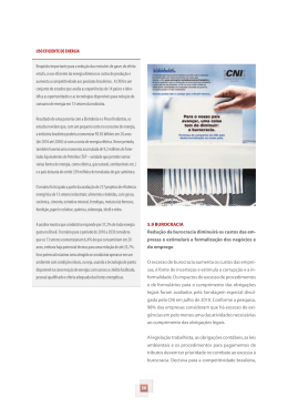 50 USO EFICIENTE DE ENERGIA Requisito importante para a