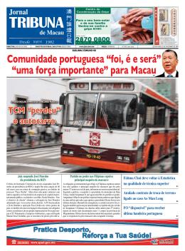 """Comunidade portuguesa """"foi, é e será"""" """"uma força importante"""" para"""