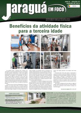 versão digital do jornal Jaraguá em Foco