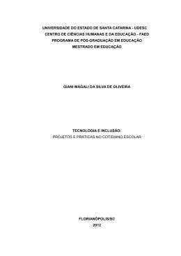 Arquivo da dissertação - Faed