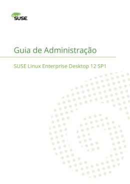 Guia de Administração - SUSE Linux Enterprise Desktop 12