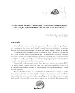 Baixar PDF - Programa Agrinho