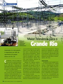A importância de Adrianópolis no abastecimento do RJ e ES