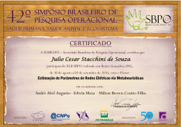 Julio Cesar Stacchini de Souza