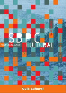 Guia Cultural - SBPC – Sociedade Brasileira para o Progresso da