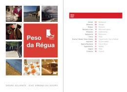 Peso da Régua - Douro Alliance
