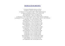 Legislação da Receita LOA2014