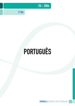 PORTUGUÊS - Bernoulli Resolve