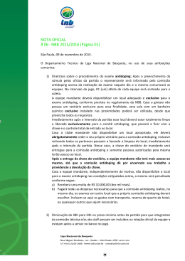 10/11/2015 Nota Oficial 06 - NBB 8 pdf