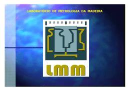 Laboratório de Metrologia da Madeira (LMM)