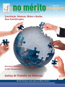 Justiça do Trabalho em Números - Associação dos Magistrados da