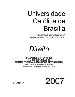 Jose Alberto Ferreira Lopes - Universidade Católica de Brasília