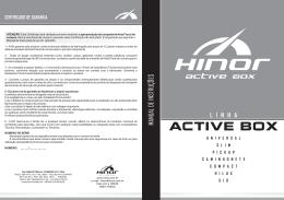 Manual Linha Active Box 2013