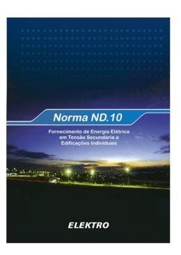 ND.10 Fornecimento de Energia Elétrica em Tensão