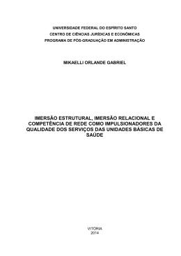 UFES Modelo de TCC Administração - Pró