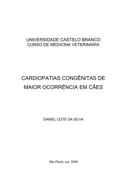 Baixar Publicação - CenterVet Hospital Veterinário