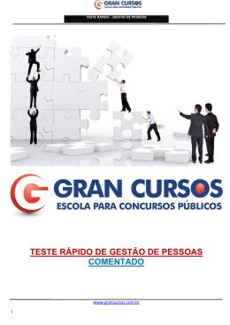 DIREITO ADMINISTRATIVO - Gran Cursos Online Blog – O portal do