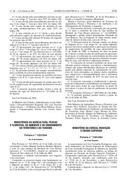 Portaria n.º 1330/2004