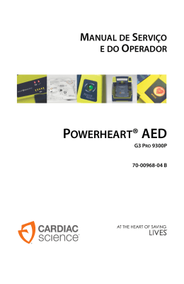 POWERHEART® AED - Cardiac Science