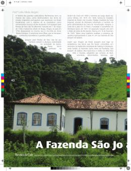 A Fazenda São Joaquim de Ipiabas