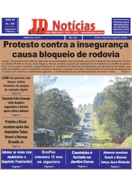 JD 305.pmd - Portal Folha Paranaense Online