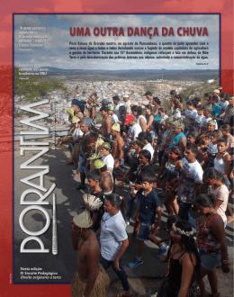 Jornal Porantim nº 375: Uma outra dança da chuva