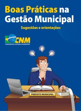 Boas Práticas na Gestão Municipal Sugestões e