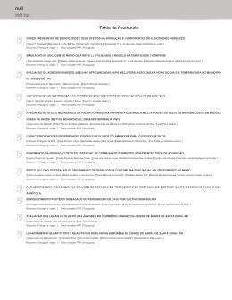 View table of content in PDF - Red de Revistas Científicas de