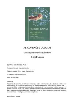 As Conexões Ocultas - Zorraquino