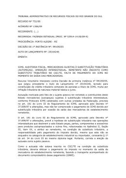 TRIBUNAL ADMINISTRATIVO DE RECURSOS FISCAIS DO