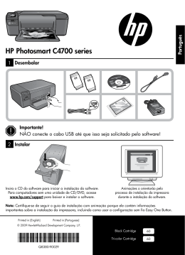 HP Photosmart C4700 series