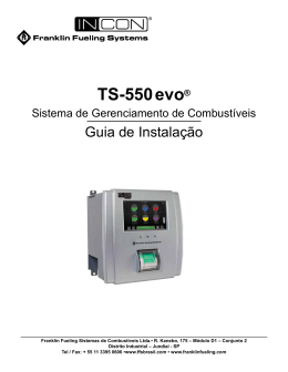 TS-550 evo® - Franklin Fueling Systems