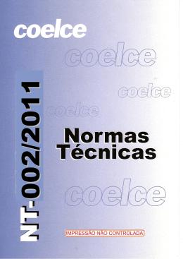 norma técnica nt-002/2011 r-03