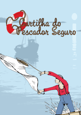 Cartilha do Pescador Seguro